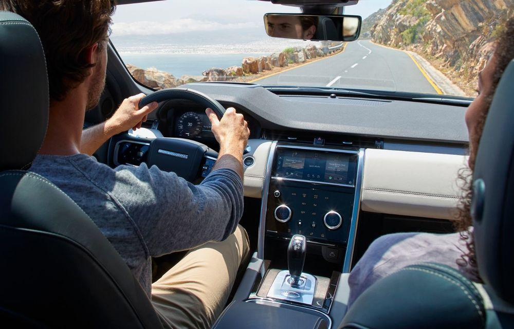Îmbunătățiri pentru Range Rover Evoque și Land Rover Discovery Sport: motoare diesel mild-hybrid și un sistem nou de infotainment - Poza 5