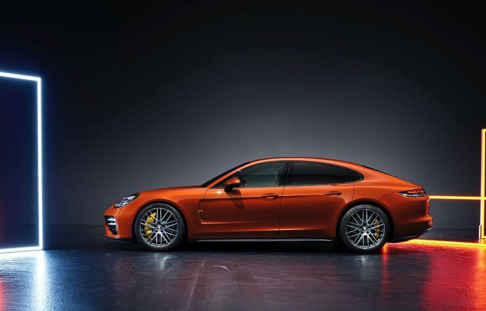 Porsche a prezentat Panamera facelift: nemții introduc versiunea Turbo S cu 630 CP și o nouă variantă plug-in hybrid cu autonomie electrică de până la 54 de kilometri - Poza 3
