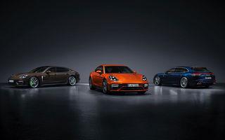 Porsche a prezentat Panamera facelift: nemții introduc versiunea Turbo S cu 630 CP și o nouă variantă plug-in hybrid cu autonomie electrică de până la 54 de kilometri