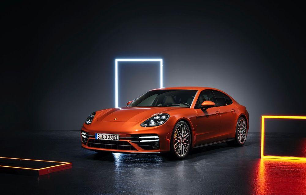 Porsche a prezentat Panamera facelift: nemții introduc versiunea Turbo S cu 630 CP și o nouă variantă plug-in hybrid cu autonomie electrică de până la 54 de kilometri - Poza 2