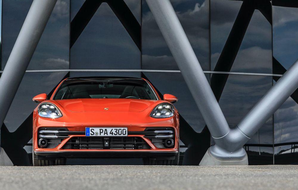 Porsche a prezentat Panamera facelift: nemții introduc versiunea Turbo S cu 630 CP și o nouă variantă plug-in hybrid cu autonomie electrică de până la 54 de kilometri - Poza 8