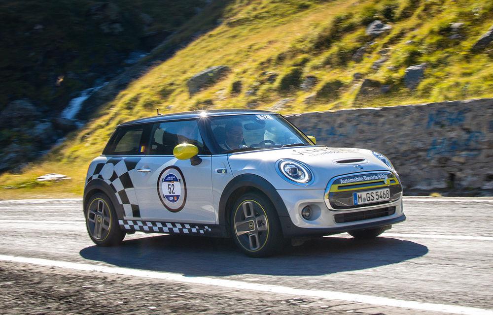 Primul Mini electric destinat competițiilor este dezvoltat în România: modelul va putea fi admirat în competițiile de viteză în coastă și super rally - Poza 1