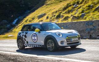 Primul Mini electric destinat competițiilor este dezvoltat în România: modelul va putea fi admirat în competițiile de viteză în coastă și super rally