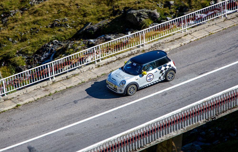 Primul Mini electric destinat competițiilor este dezvoltat în România: modelul va putea fi admirat în competițiile de viteză în coastă și super rally - Poza 2