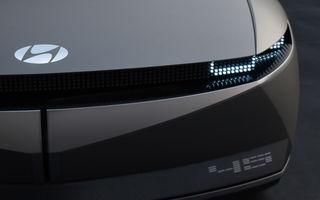 Video. Prototipul viitorului SUV electric Ioniq 5, spionat pe Nurburgring: modelul de serie va avea la bază conceptul Hyundai 45