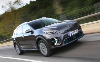 Facem cunoștință cu mașinile din #ElectricRomânia 2020: Kia e-Niro - dragostea pentru SUV-uri compacte poate avea zero emisii