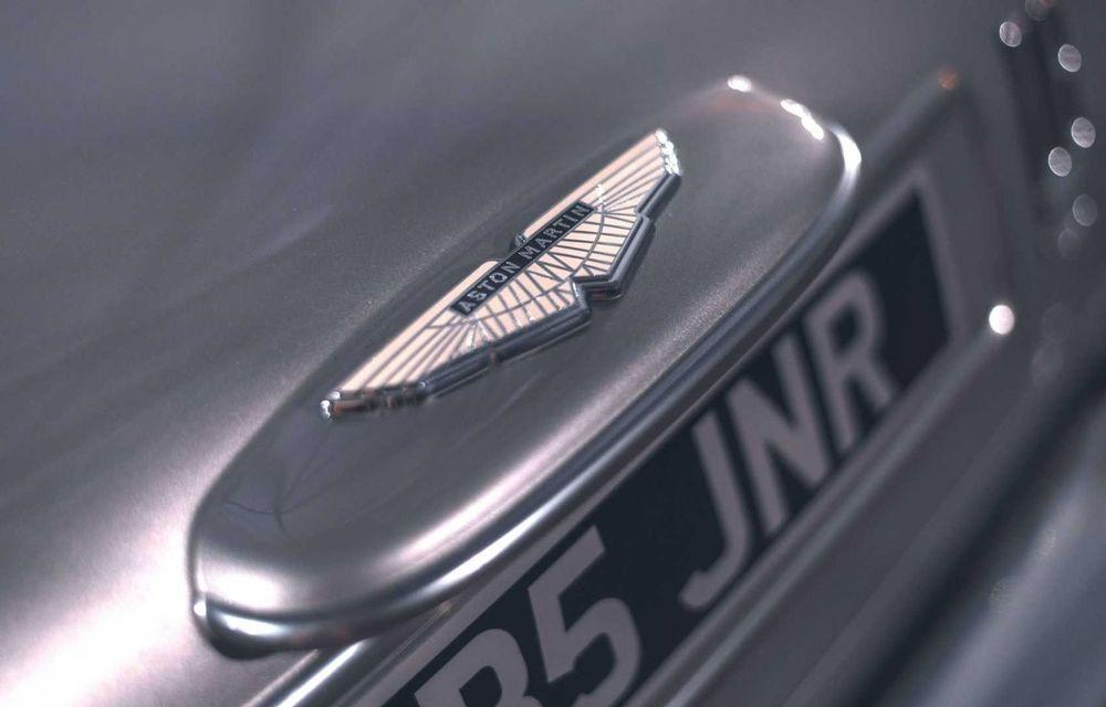 Aston Martin prezintă DB5 Junior: modelul electric destinat celor mici are versiune cu aproape 14 CP și costă peste 50.000 de euro - Poza 6