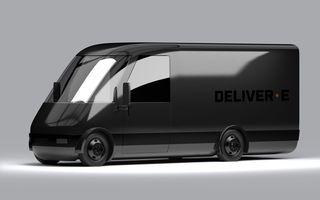 Americanii de la Bollinger prezintă conceptul Deliver-E: viitoarea utilitară electrică va avea baterie de până la 210 kWh și încărcare rapidă la 100 kW