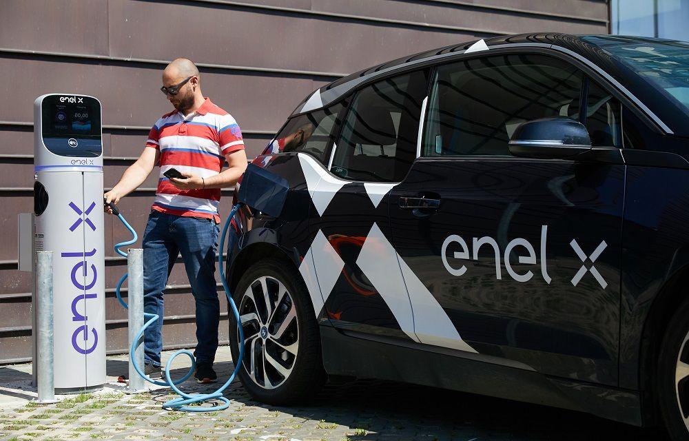 #ElectricRomânia 2020: Cu aplicația mobilă JuicePass încarci mașina electrică în stațiile Enel X - Poza 4