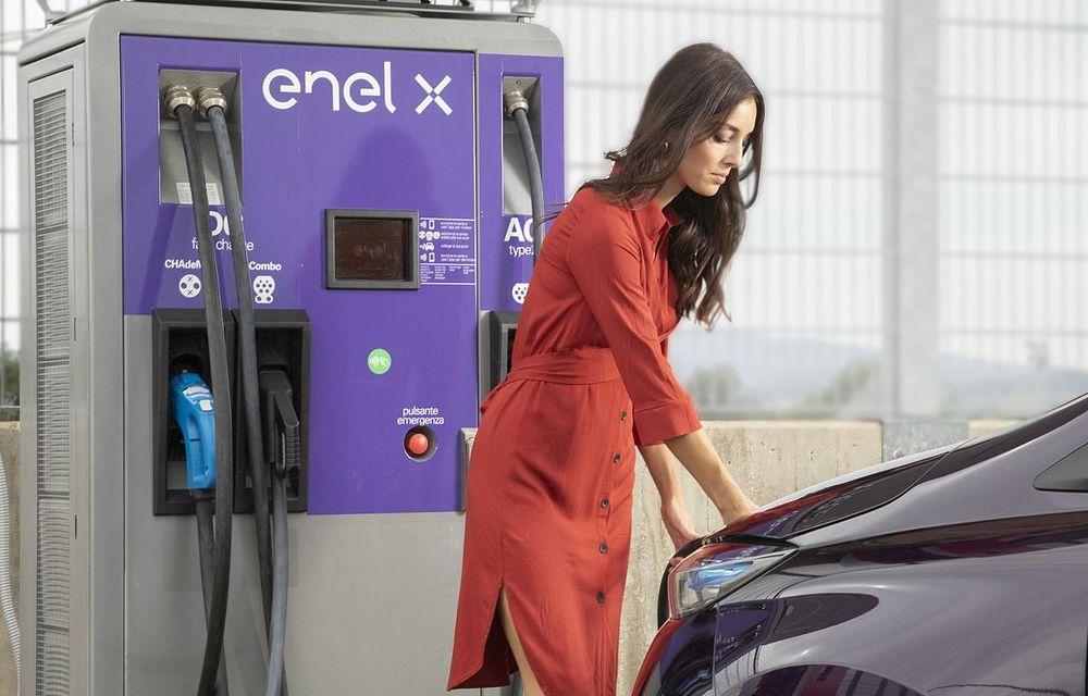 #ElectricRomânia 2020: Cu aplicația mobilă JuicePass încarci mașina electrică în stațiile Enel X - Poza 6