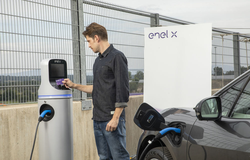 #ElectricRomânia 2020: Cu aplicația mobilă JuicePass încarci mașina electrică în stațiile Enel X - Poza 1