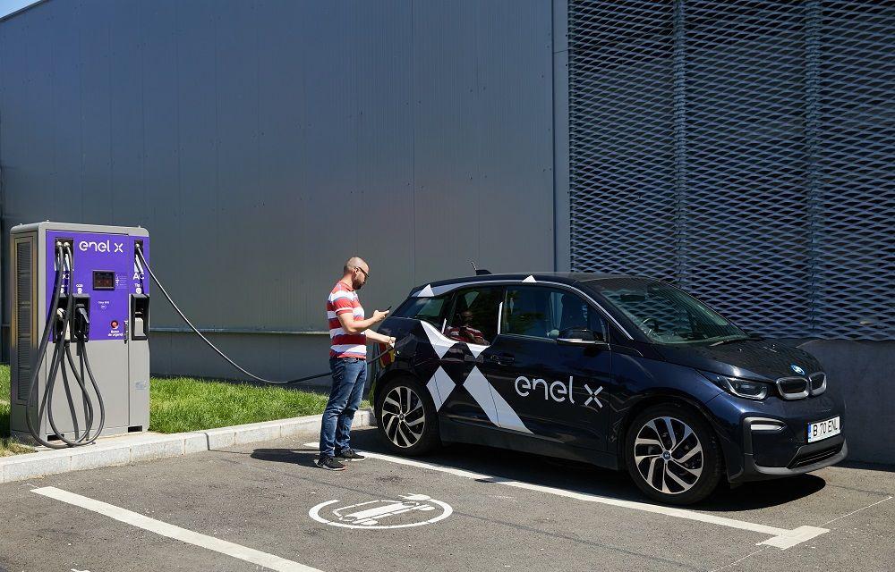 #ElectricRomânia 2020: Cu aplicația mobilă JuicePass încarci mașina electrică în stațiile Enel X - Poza 5