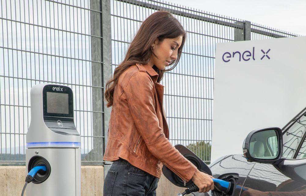 #ElectricRomânia 2020: Cu aplicația mobilă JuicePass încarci mașina electrică în stațiile Enel X - Poza 11