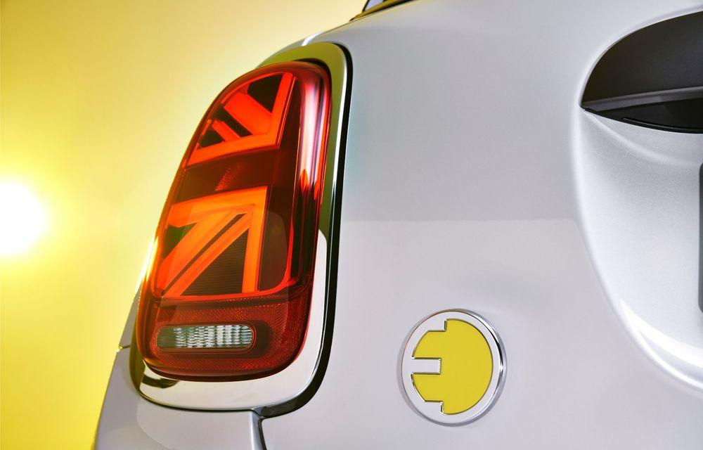Facem cunoștință cu mașinile din #ElectricRomânia 2020: Mini Cooper SE, senzația de kart tradusă în zâmbete/kWh - Poza 20