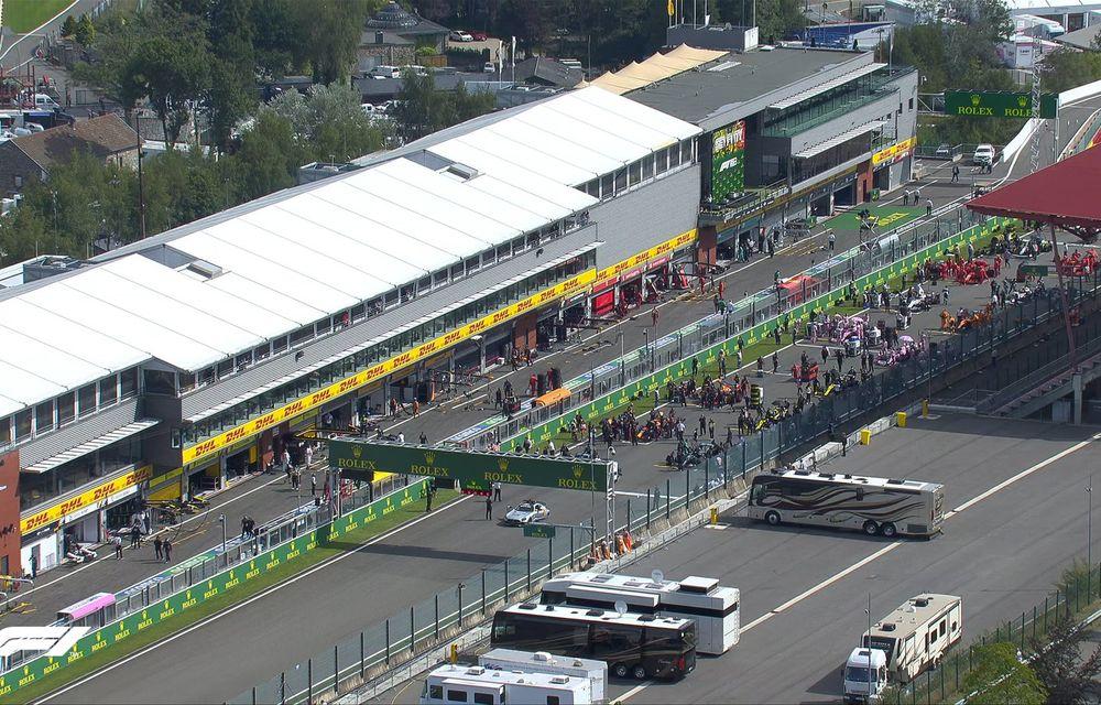 Hamilton a câștigat fără emoții cursa de la Spa-Francorchamps! Bottas și Verstappen au completat podiumul. Niciun punct pentru Ferrari - Poza 2