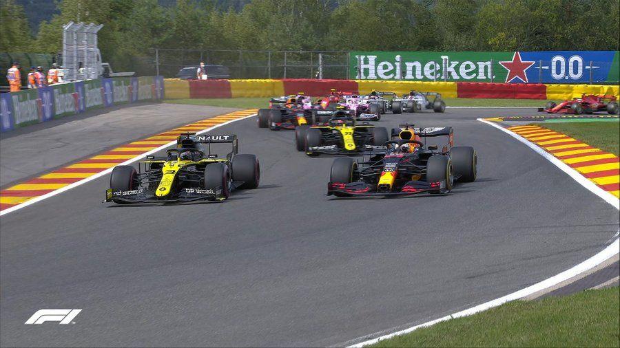 Hamilton a câștigat fără emoții cursa de la Spa-Francorchamps! Bottas și Verstappen au completat podiumul. Niciun punct pentru Ferrari - Poza 6