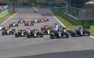 Hamilton a câștigat fără emoții cursa de la Spa-Francorchamps! Bottas și Verstappen au completat podiumul. Niciun punct pentru Ferrari