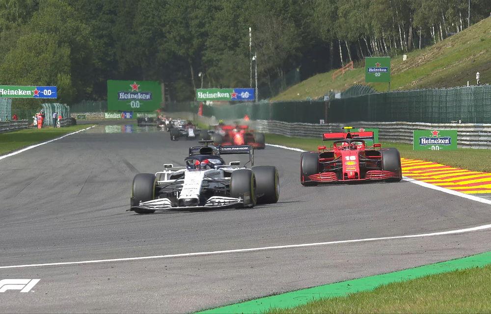 Hamilton a câștigat fără emoții cursa de la Spa-Francorchamps! Bottas și Verstappen au completat podiumul. Niciun punct pentru Ferrari - Poza 5