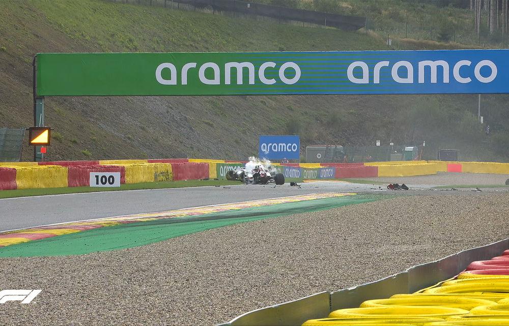 Hamilton a câștigat fără emoții cursa de la Spa-Francorchamps! Bottas și Verstappen au completat podiumul. Niciun punct pentru Ferrari - Poza 3
