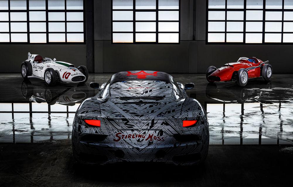 UPDATE: Teasere noi cu viitorul Maserati MC20: supercar-ul italienilor va fi prezentat în septembrie - Poza 1