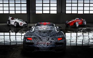 UPDATE: Teasere noi cu viitorul Maserati MC20: supercar-ul italienilor va fi prezentat în septembrie