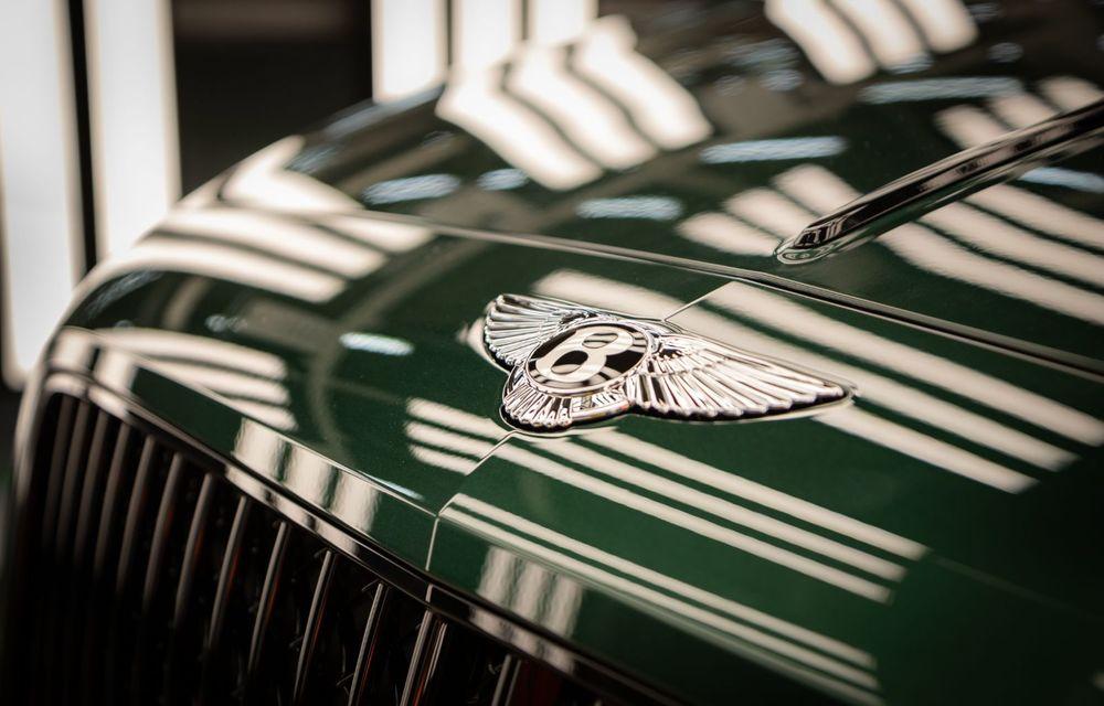 Sărbătoare la Bentley: producția lui Flying Spur a ajuns la 40.000 de exemplare în 15 ani - Poza 3