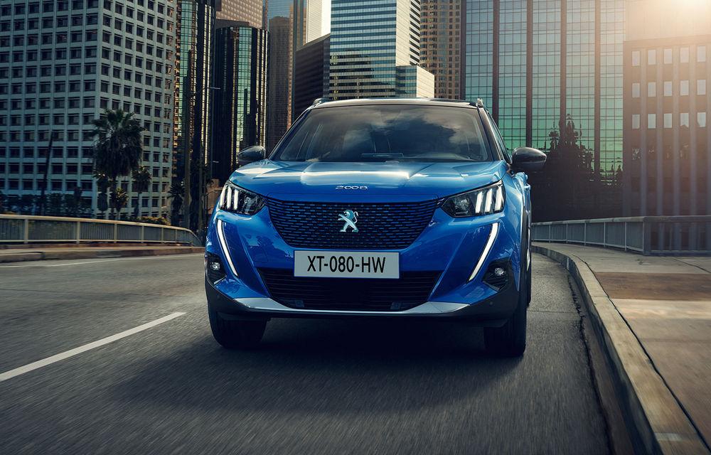 Facem cunoștință cu mașinile din #ElectricRomânia 2020: Peugeot e-2008, primul SUV electric al mărcii franceze - Poza 5