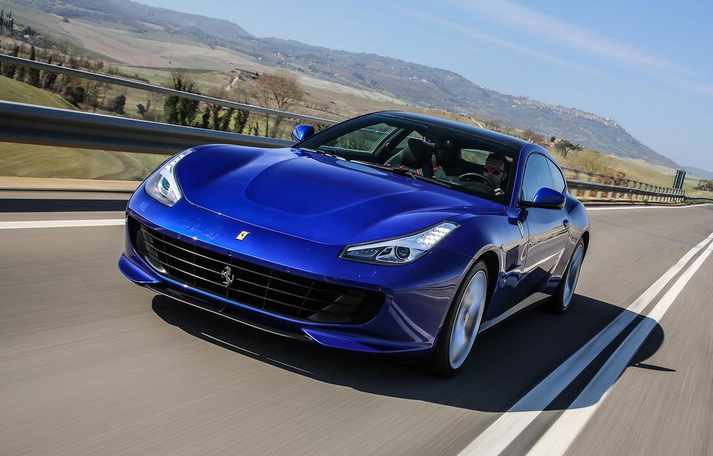 Ferrari a încheiat producția lui GTC4Lusso: modelul cu patru locuri îi face loc în gamă viitorului SUV Purosangue - Poza 1