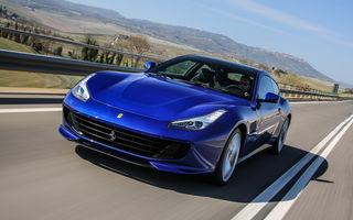 Ferrari a încheiat producția lui GTC4Lusso: modelul cu patru locuri îi face loc în gamă viitorului SUV Purosangue