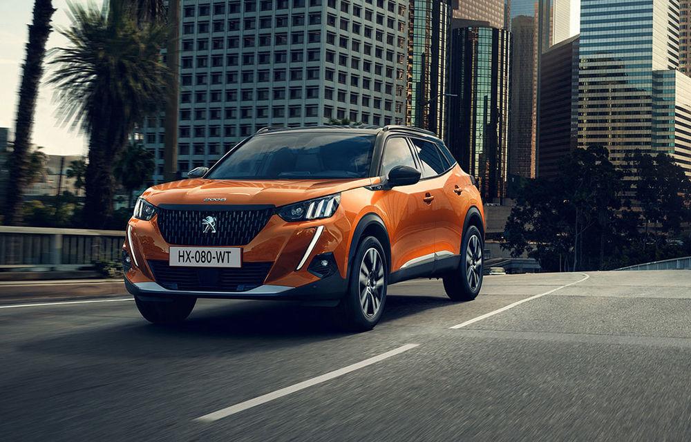 Grupul PSA va mări producția uzinei din Vigo începând din octombrie: cerere mare pentru Peugeot 2008 - Poza 1