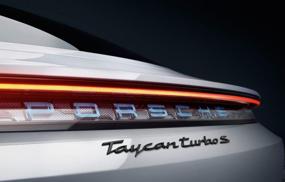 Facem cunoștință cu mașinile din #ElectricRomânia 2020: Porsche Taycan Turbo, cel mai puternic model din turul României cu 8 mașini electrice - Poza 19
