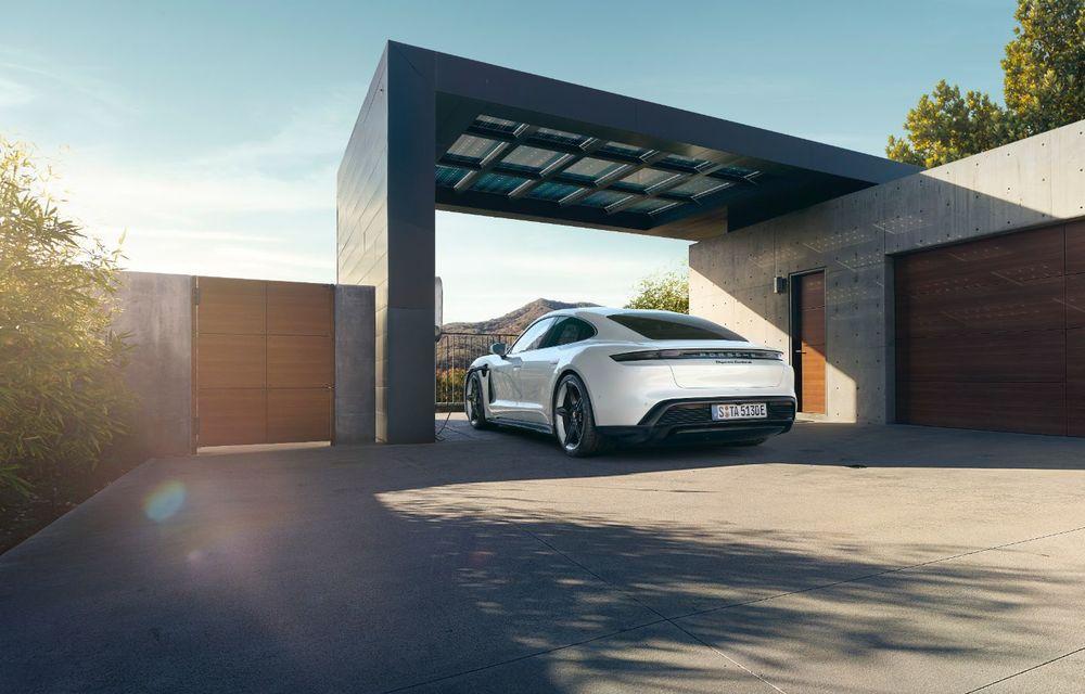 Facem cunoștință cu mașinile din #ElectricRomânia 2020: Porsche Taycan Turbo, cel mai puternic model din turul României cu 8 mașini electrice - Poza 11
