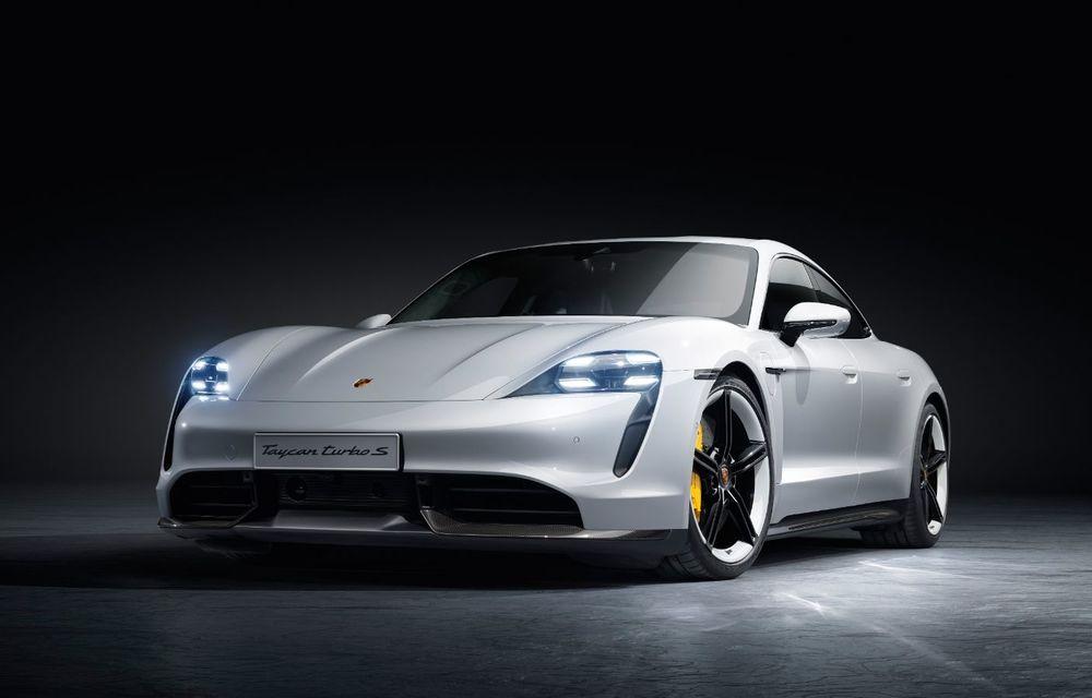 Facem cunoștință cu mașinile din #ElectricRomânia 2020: Porsche Taycan Turbo, cel mai puternic model din turul României cu 8 mașini electrice - Poza 13