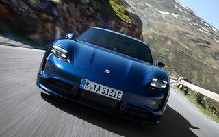 Facem cunoștință cu mașinile din #ElectricRomânia 2020: Porsche Taycan Turbo, cel mai puternic model din turul României cu 8 mașini electrice