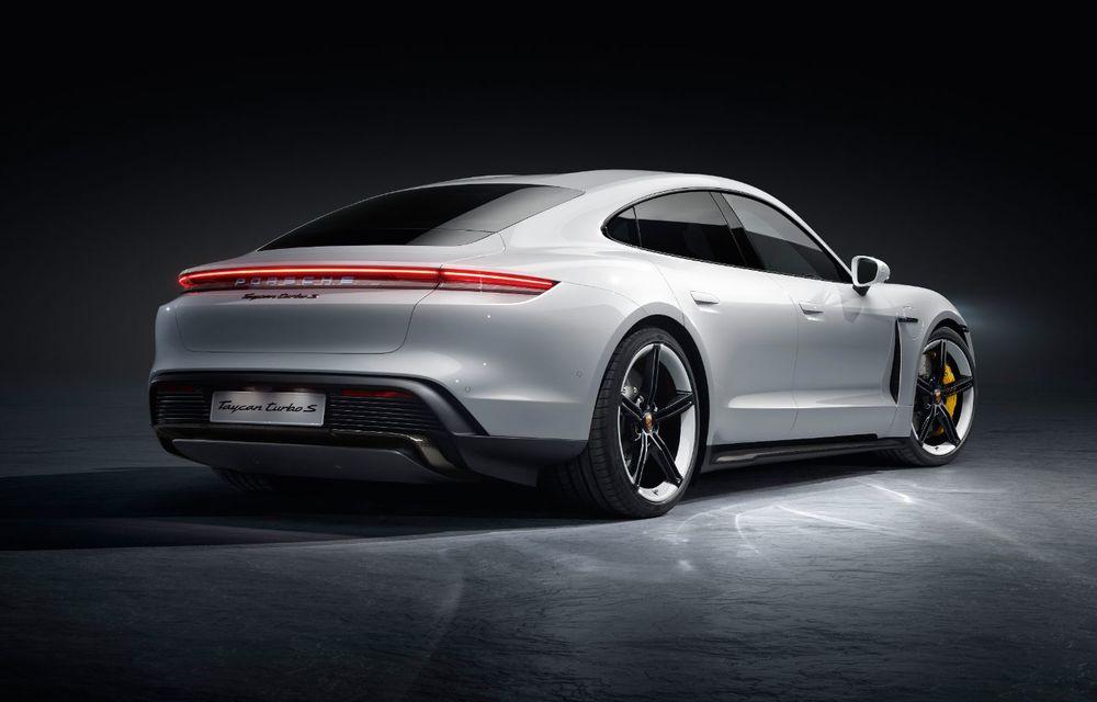 Facem cunoștință cu mașinile din #ElectricRomânia 2020: Porsche Taycan Turbo, cel mai puternic model din turul României cu 8 mașini electrice - Poza 14