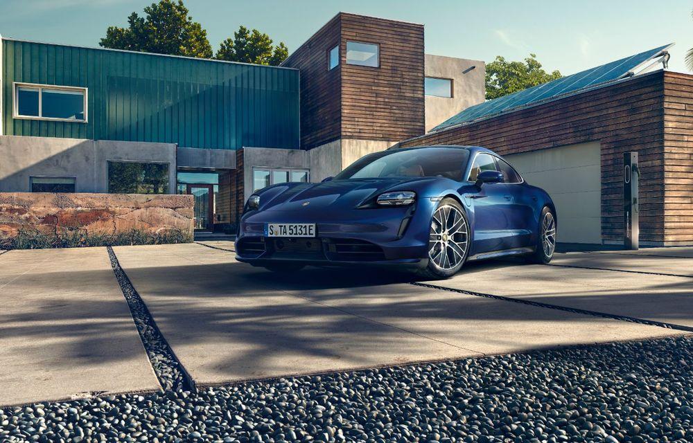 Facem cunoștință cu mașinile din #ElectricRomânia 2020: Porsche Taycan Turbo, cel mai puternic model din turul României cu 8 mașini electrice - Poza 7