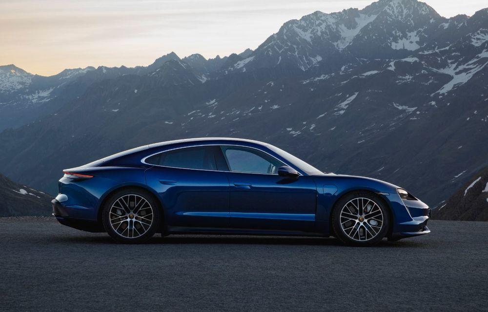 Facem cunoștință cu mașinile din #ElectricRomânia 2020: Porsche Taycan Turbo, cel mai puternic model din turul României cu 8 mașini electrice - Poza 8