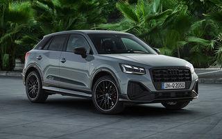 Audi a prezentat Q2 facelift: noutăți de design și un pachet generos de sisteme de siguranță