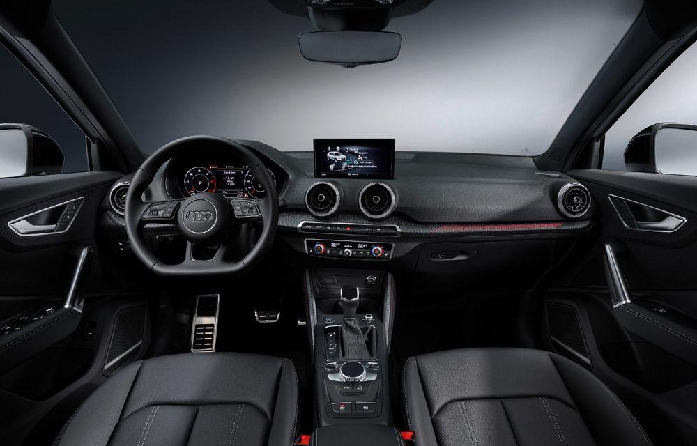 Audi a prezentat Q2 facelift: noutăți de design și un pachet generos de sisteme de siguranță - Poza 3