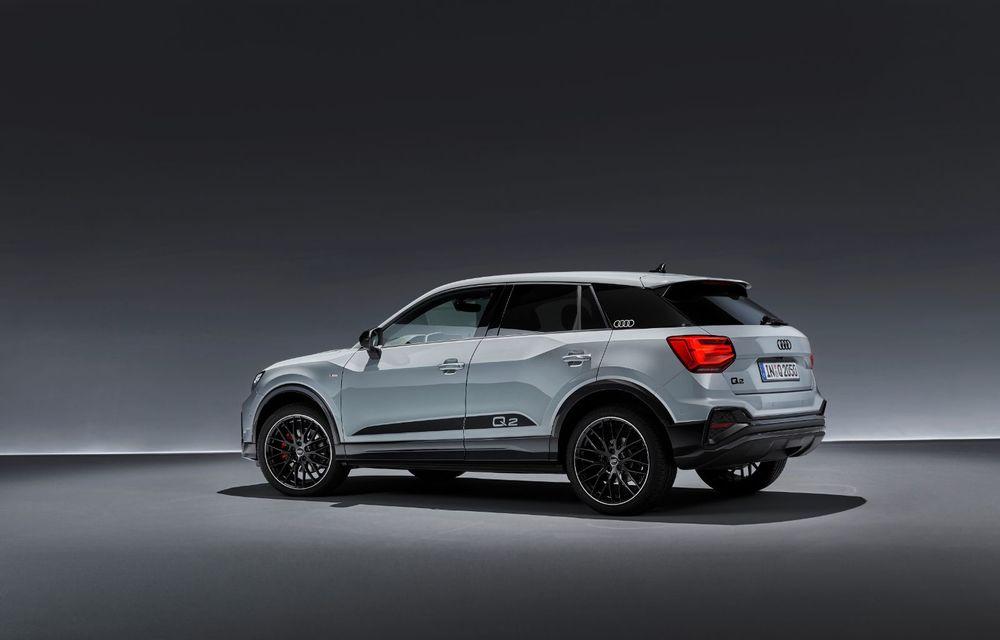 Audi a prezentat Q2 facelift: noutăți de design și un pachet generos de sisteme de siguranță - Poza 2