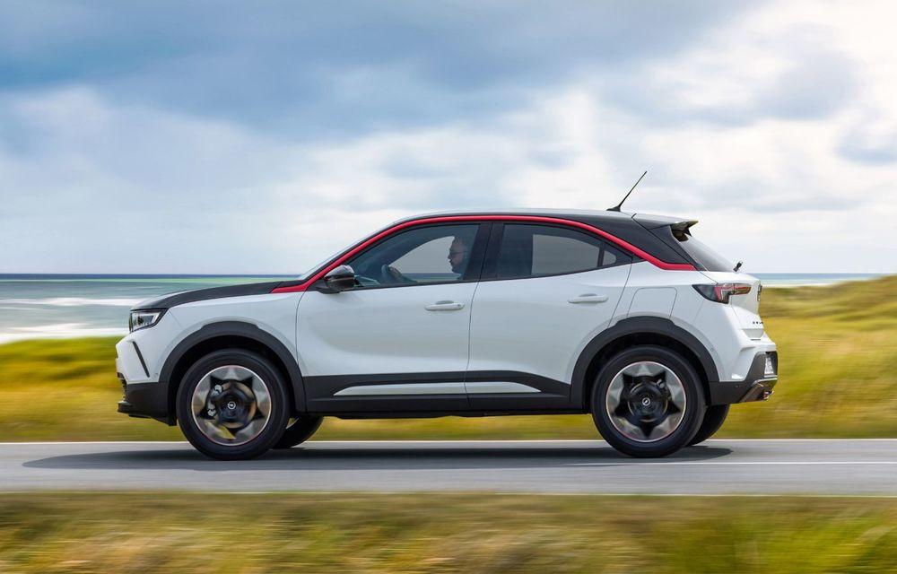 Noua generație Opel Mokka: primele imagini și detalii referitoare la versiunile cu motoare convenționale - Poza 2