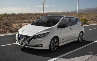 Nissan Leaf ajunge la vânzări de 500.000 de unități: prima generație a fost lansată în 2010