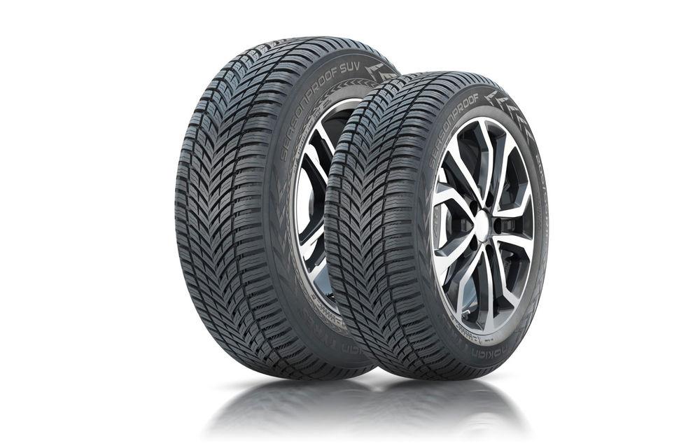 Nokian Tyres lansează o nouă gamă de anvelope all-season: pneurile Seasonproof și Seasonproof SUV sunt potrivite pentru tot anul - Poza 4