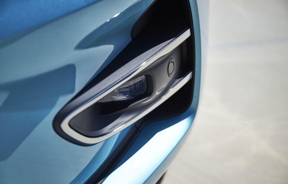 Facem cunoștință cu mașinile din #ElectricRomânia 2020: Renault Zoe - a doua generație a electricei franceze vine cu o baterie mai mare și cu un look chic - Poza 18