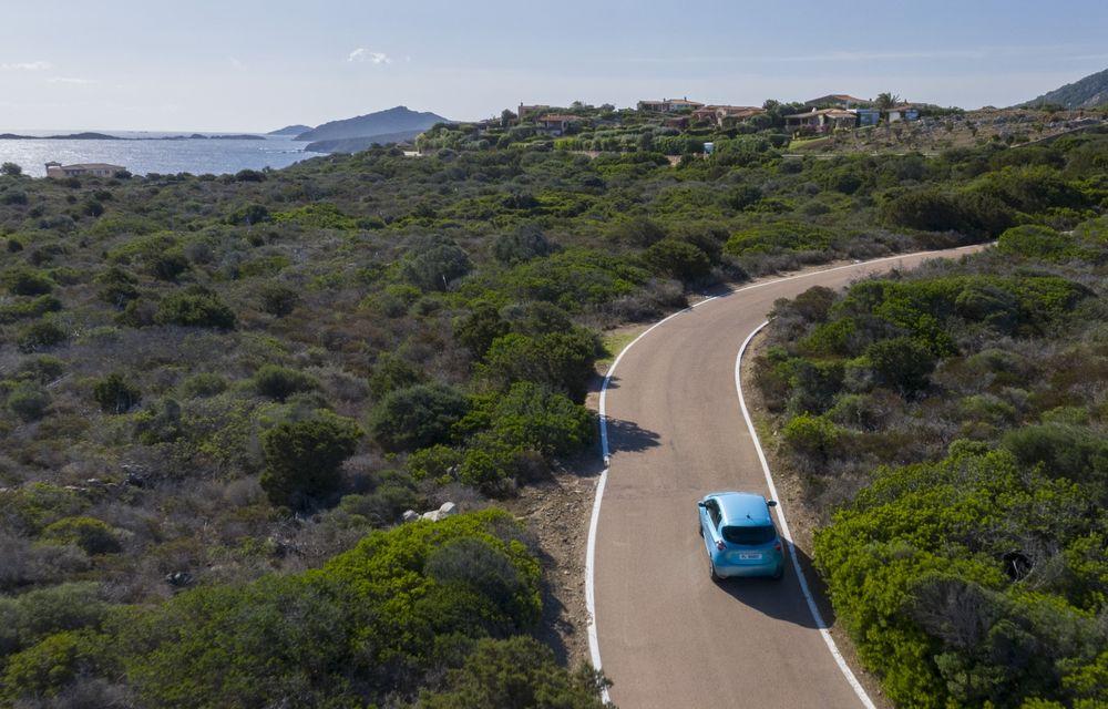 Facem cunoștință cu mașinile din #ElectricRomânia 2020: Renault Zoe - a doua generație a electricei franceze vine cu o baterie mai mare și cu un look chic - Poza 29