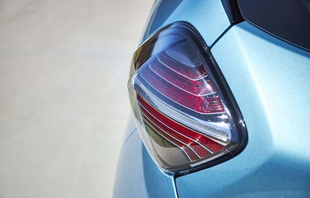 Facem cunoștință cu mașinile din #ElectricRomânia 2020: Renault Zoe - a doua generație a electricei franceze vine cu o baterie mai mare și cu un look chic - Poza 19