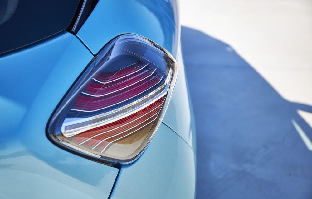 Facem cunoștință cu mașinile din #ElectricRomânia 2020: Renault Zoe - a doua generație a electricei franceze vine cu o baterie mai mare și cu un look chic - Poza 21