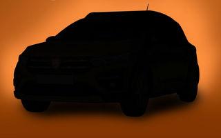Dacia a publicat un teaser video pentru noile generații Sandero și Logan: cele două modele ar putea fi prezentate în 7 septembrie