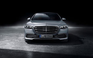 Viitorul Mercedes-Maybach Clasa S va fi lansat în luna noiembrie: motor V12 de 6.0 litri și tracțiune integrală