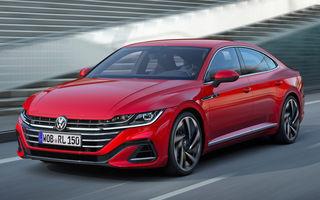 Prețuri Volkswagen Arteon facelift în România: start de la peste 39.000 de euro